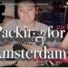 Packing for Amsterdam - I forgot I made this